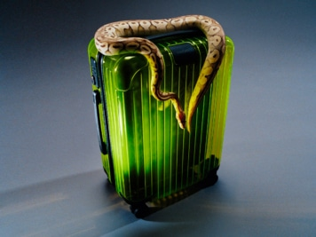 Luggage Gets Loud: RIMOWA's Neon Collection Unveiled