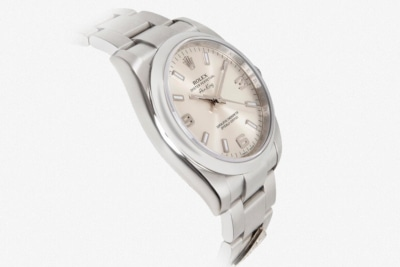 This Ultra-Rare Domino's Rolex Air-King 114200 is Worth Some Serious Dough