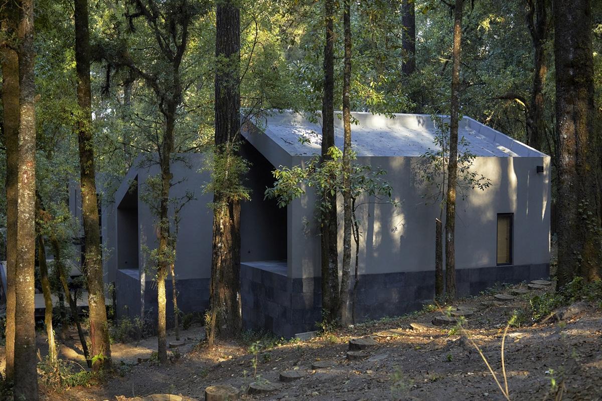 San simon cabins 7