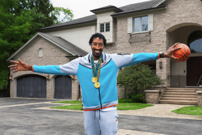 NBA Legend Scottie Pippen is Offering Up His Baller Crib on Airbnb