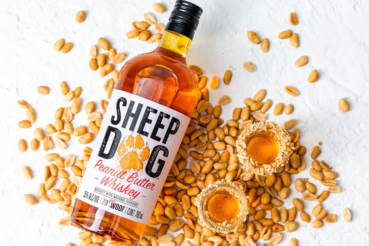 Sheep dog peanut butter whiskey 2