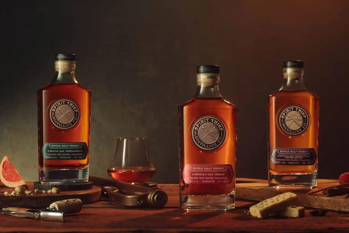 Spirit thief tasmanian whisky cellar reserve series