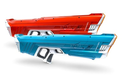 SpyraTwo is a Digital Water Gun that Will Blow You Away
