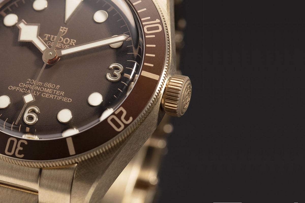 Tudor black bay fifty eight bronze 3