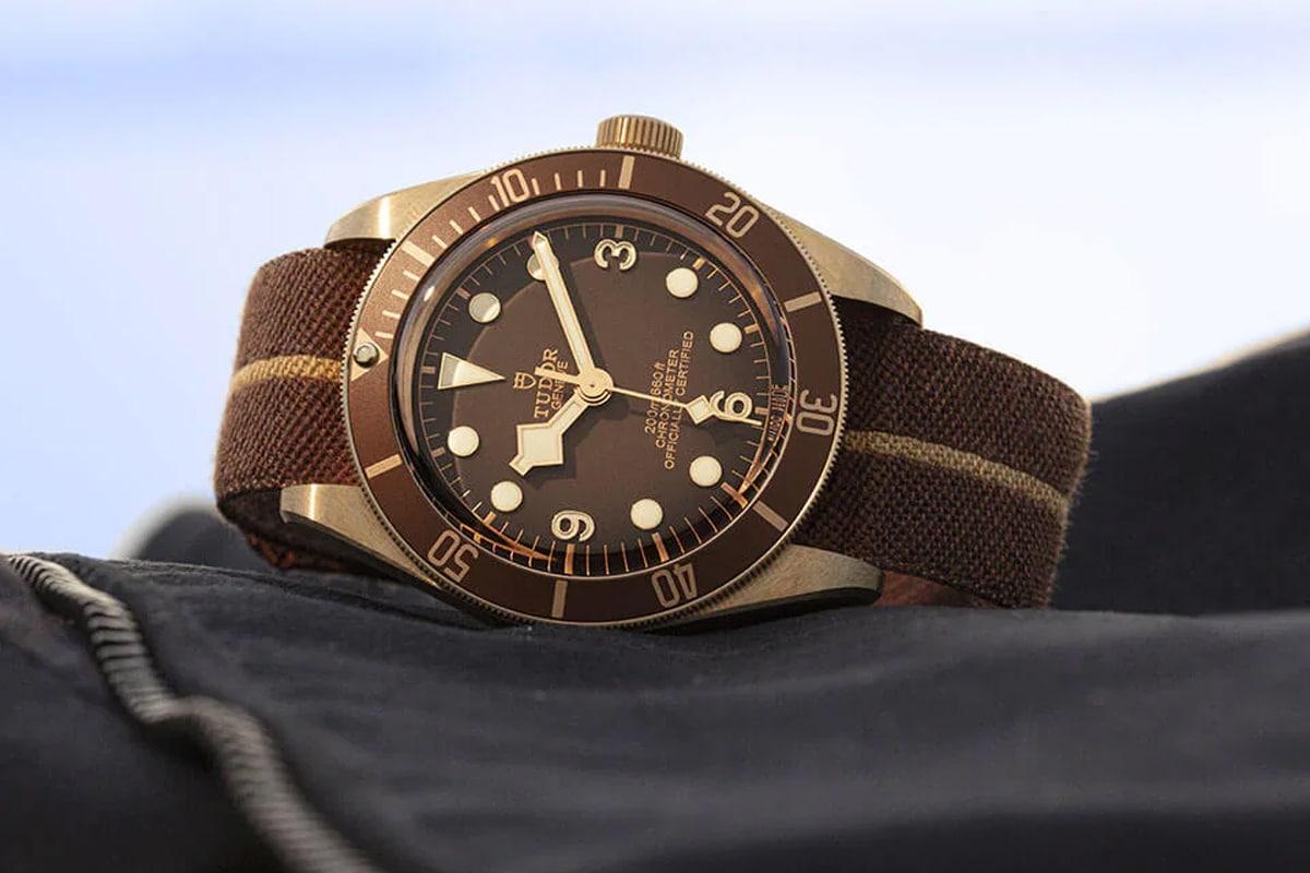 Tudor black bay fifty eight bronze 4