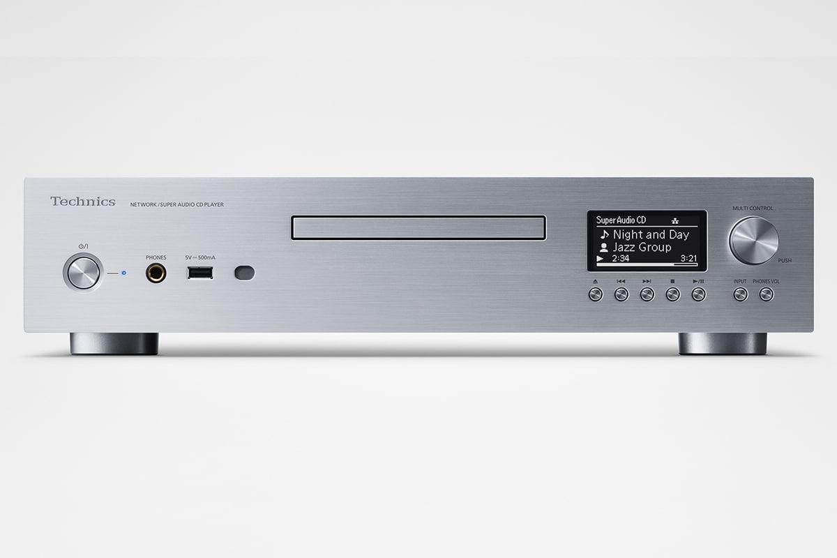 Technics sl g700e grand class network and super audio player 3