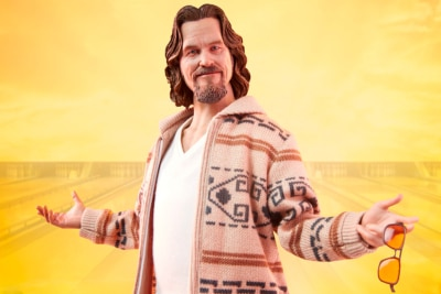 Really Tie Your Room Together with this Sixth Scale Model of 'The Dude'
