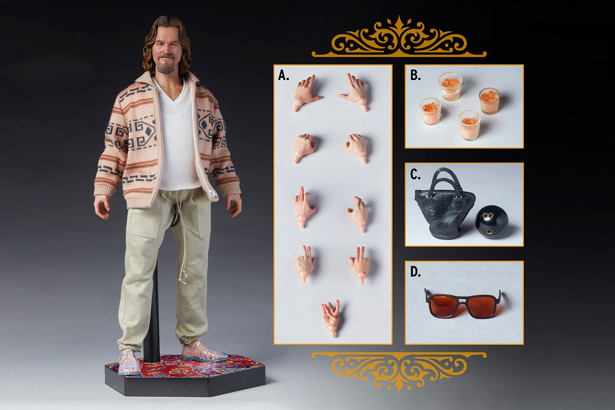 The dude model 4