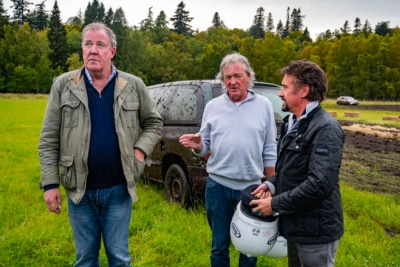 The Grand Tour 'Lochdown' Trailer: 3 Old Grumps Take to the Highlands