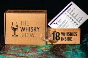 The whisky list virtual whisky show