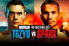 Tszyu vs spark