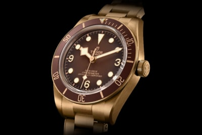 Tudor Black Bay Fifty-Eight Goes Bronze For the First Time
