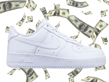 Nike Generates US$800 Million in Air Force 1 Sales Per Year, Court Documents Show