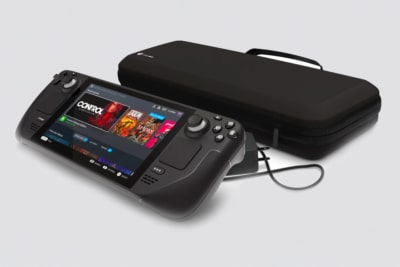 Valve's Bonkers New Steam Deck is a Nintendo Switch For PC