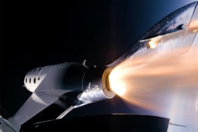 Win two seats on one of the first virgin galactic flights to space