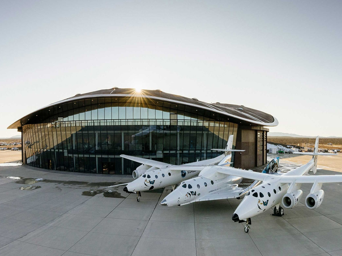 Win two seats on one of the first virgin galactic flights to space 3