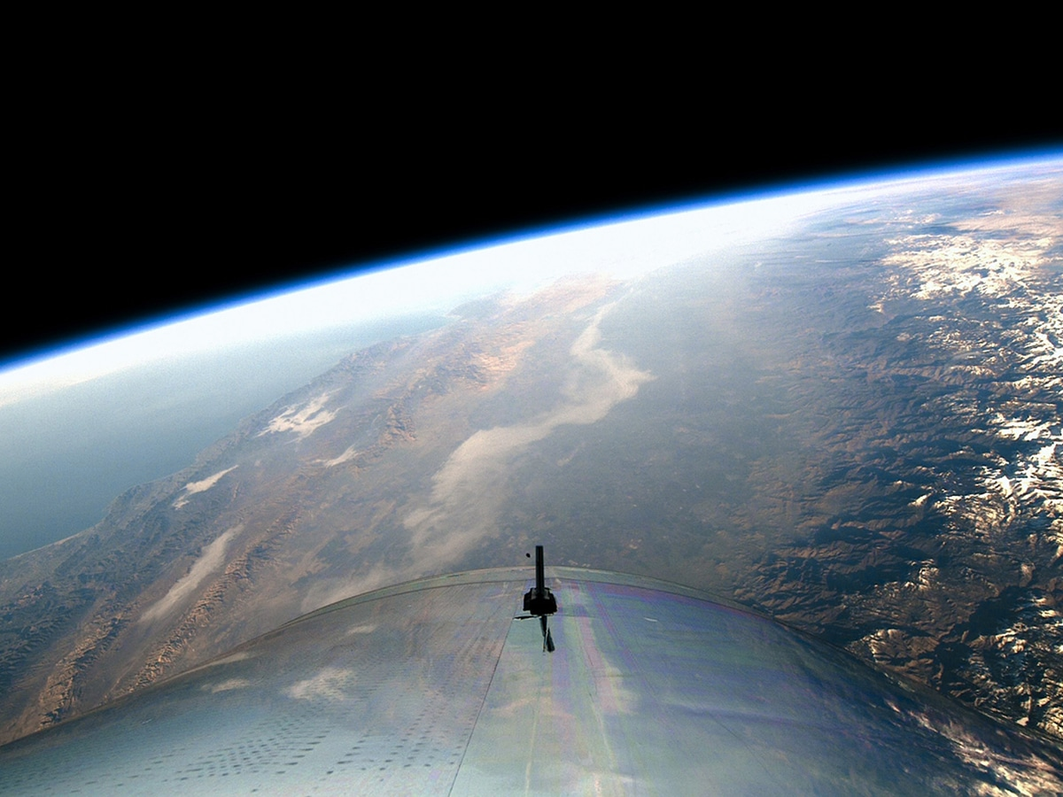 Win two seats on one of the first virgin galactic flights to space 5