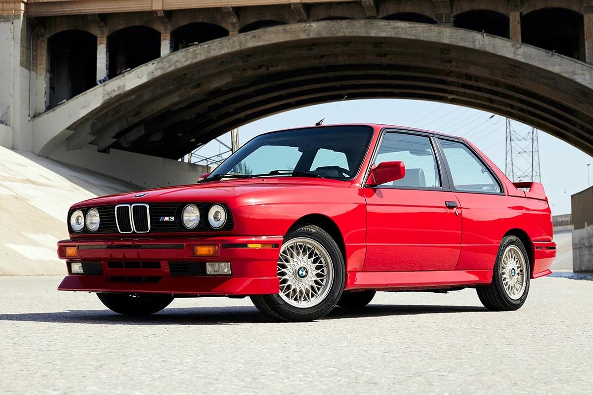 Win the Cult-Classic 1988 BMW E30 M3!