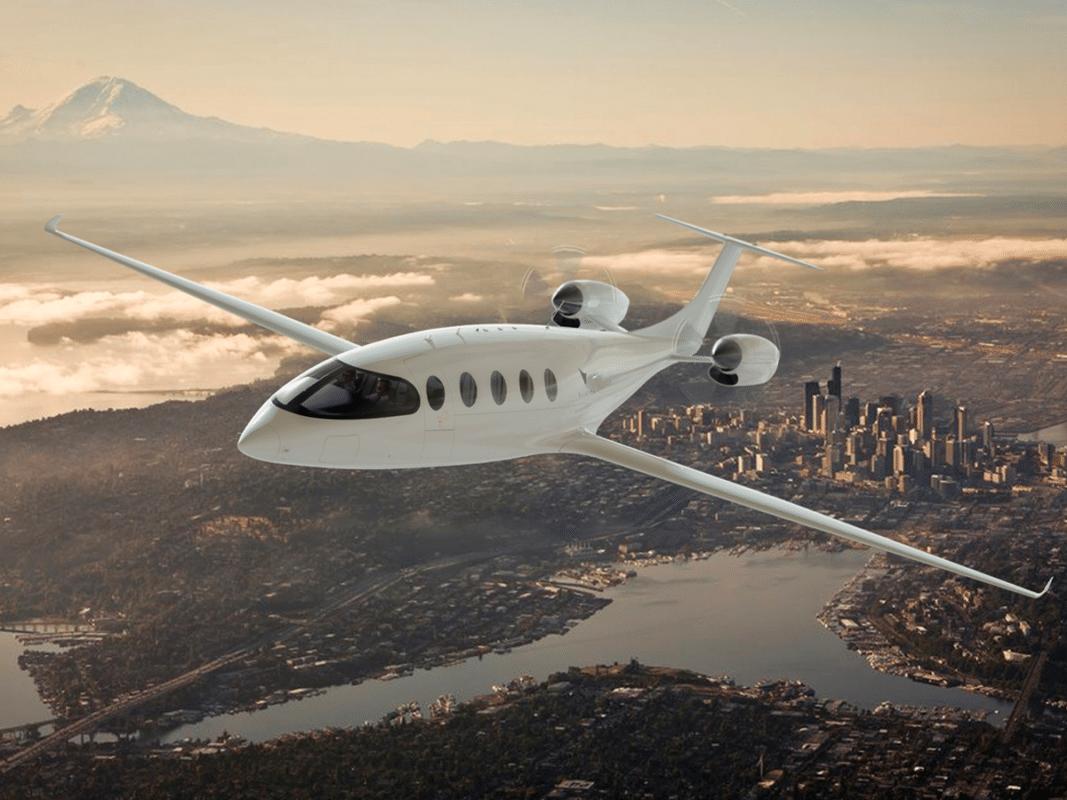 Alice Eviation Aircraft Inc