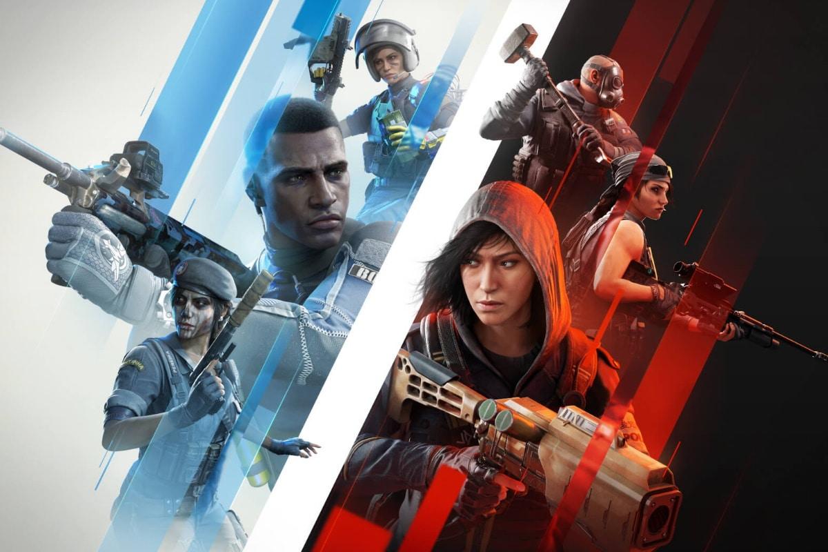 Best online games rainbow six