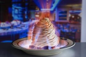 Flame food