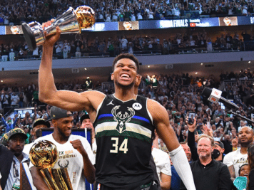 Giannis Antetokounmpo Orders 50-piece at Chick-Fil-A, Understandably Goes Viral