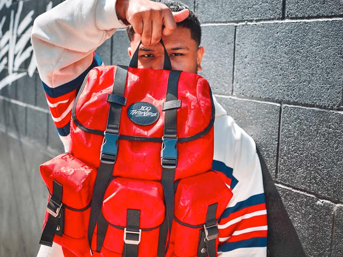 Gucci x 100 Thieves Collection