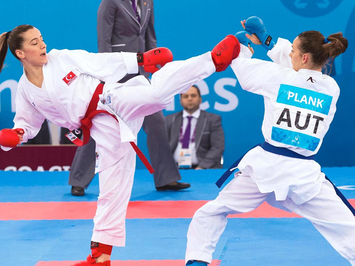 Karate Tokyo Games