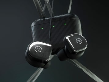 Master & Dynamic Wraps its Sapphire Glass Earphones in Kevlar