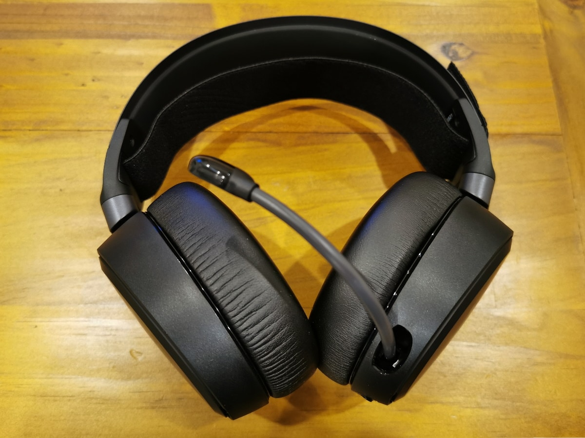Steelseries arctis prime headset review 4