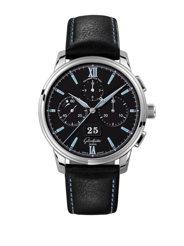 glashütte original watch date