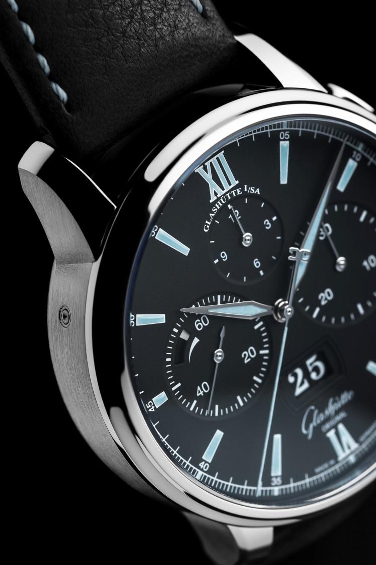 glashütte original watch hands