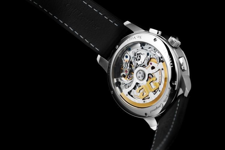glashütte original watch mechanism