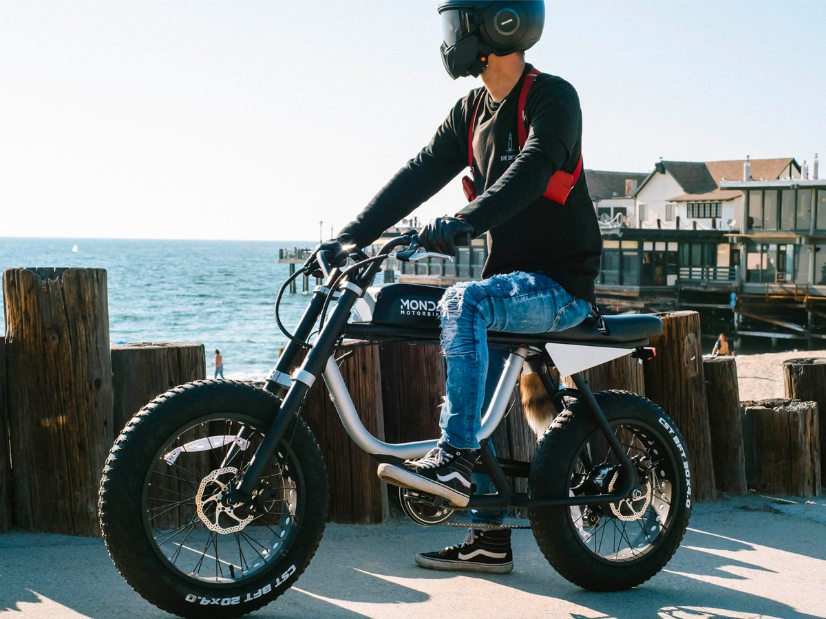 1 anza motorbike
