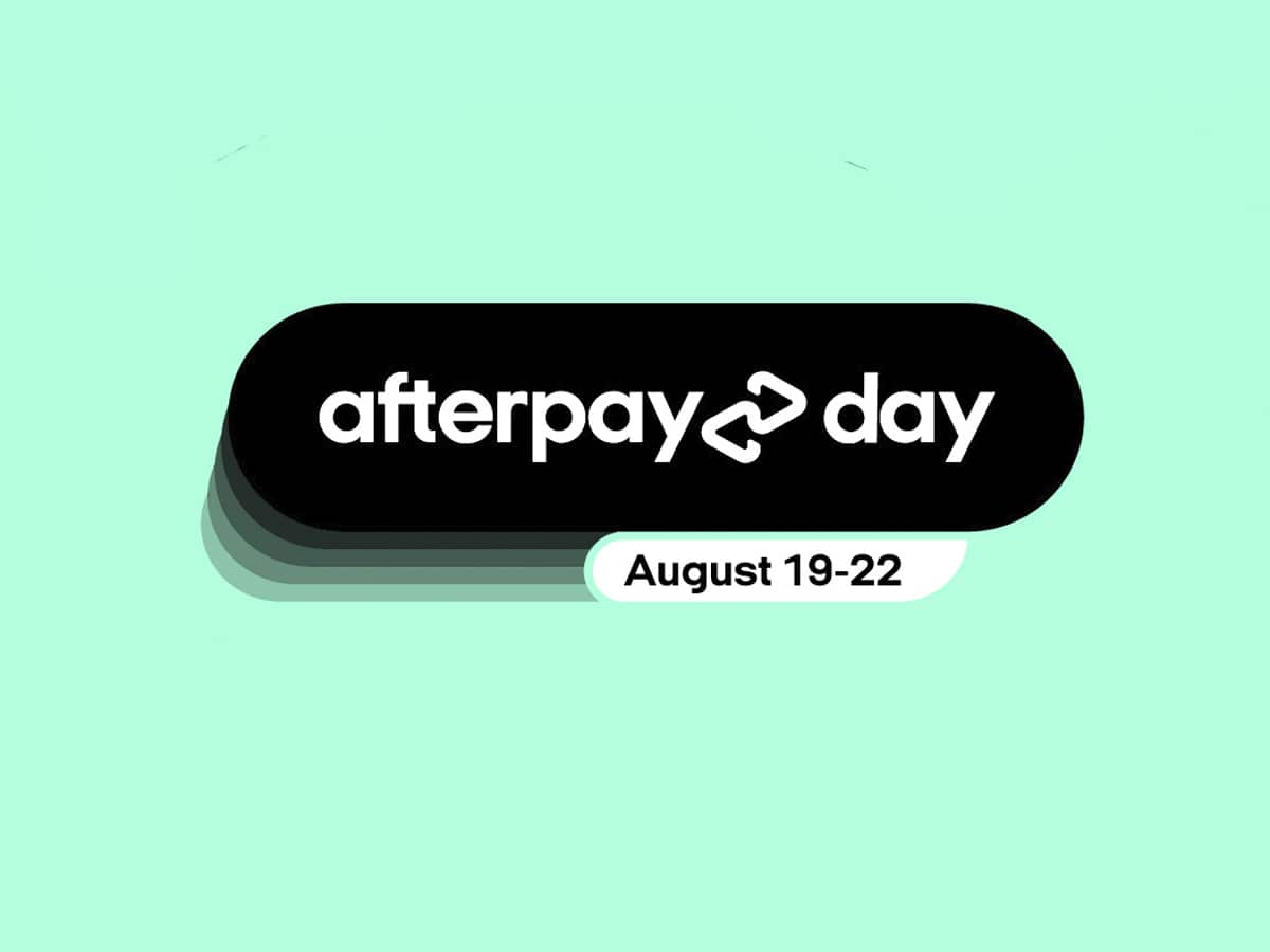 1 best deals afterpay day 2021