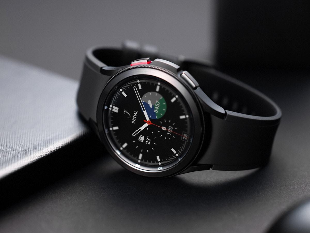 1 samsung galaxy watch 4
