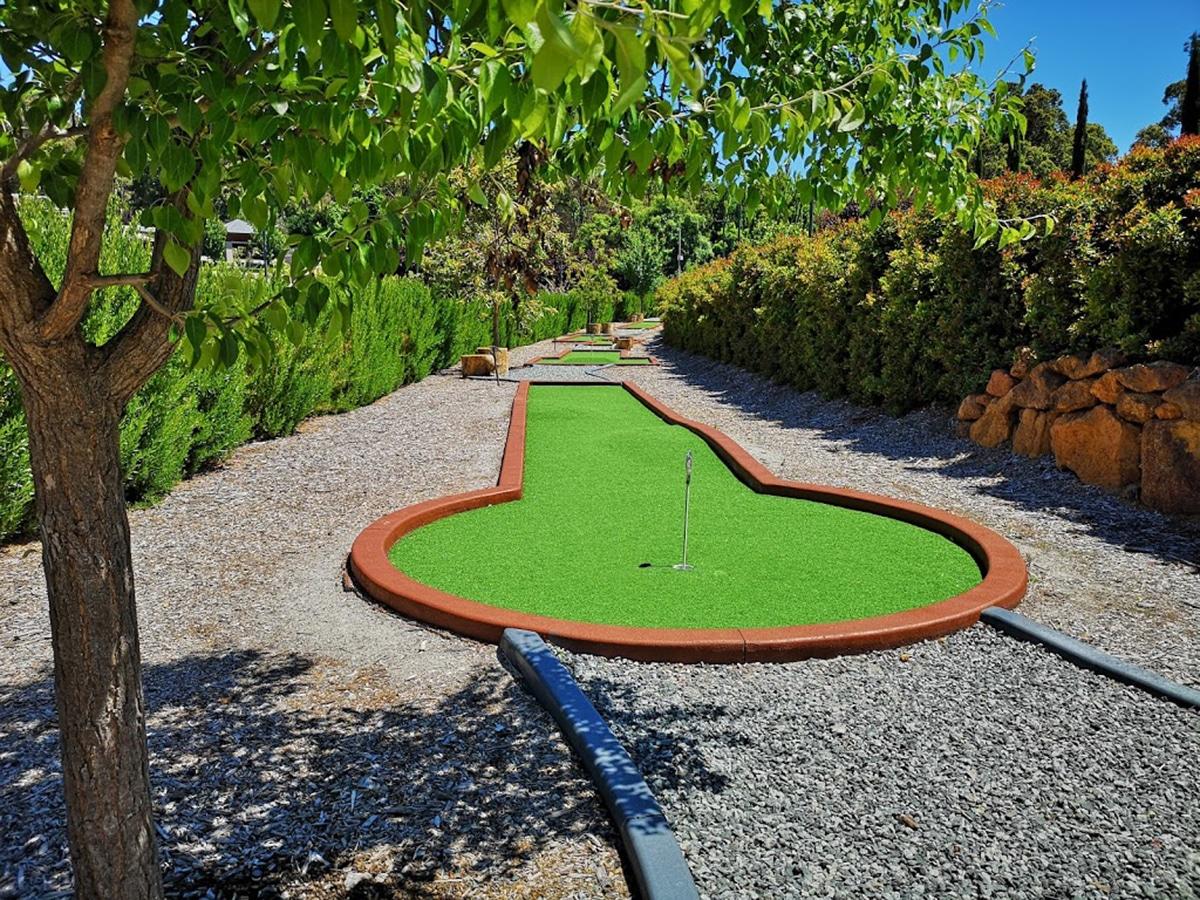 masonmill gardens mini golf course