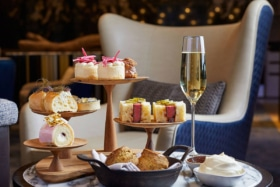 hearth restaurant and lounge high tea