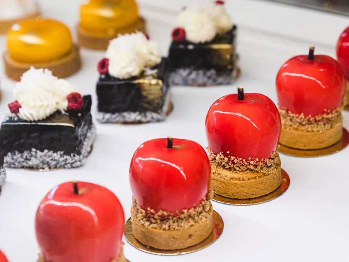 bites by d dessert