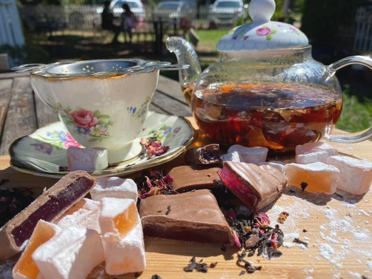 cottage tea rooms high tea
