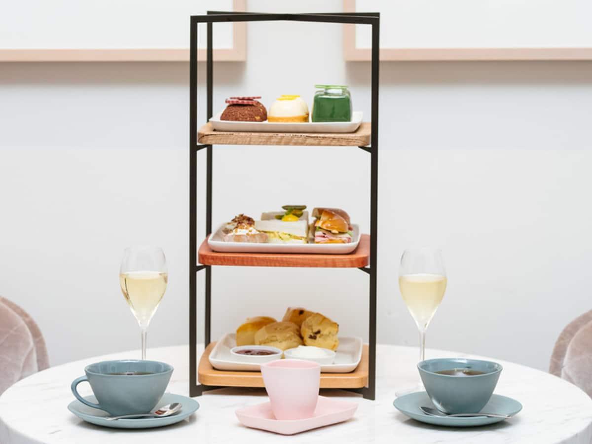 treasury lounge bar high tea