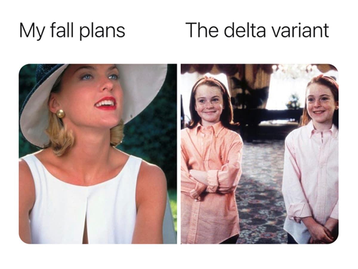 14 fall plans delta variant