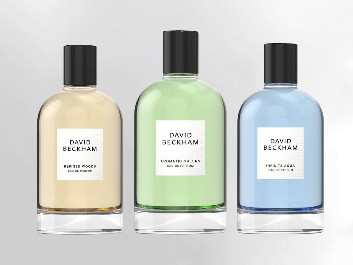 2 david beckham fragrances