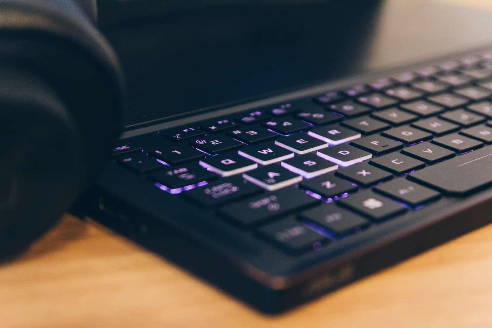 asus rog zephyrus gx501 keyboard button