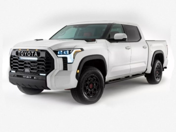 2022 Toyota Tundra Throws Down the Big Truck Gauntlet