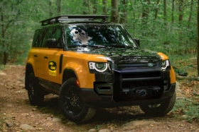 2022 land rover trophy edition