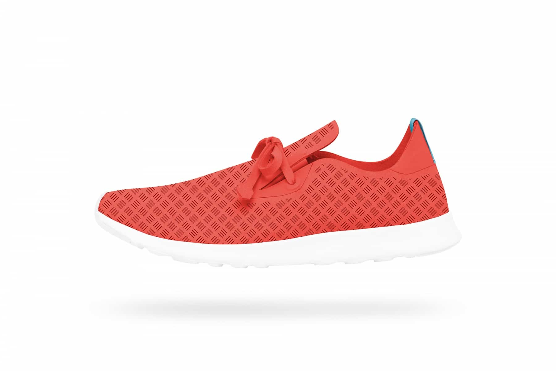 native apollo kicks shoe red