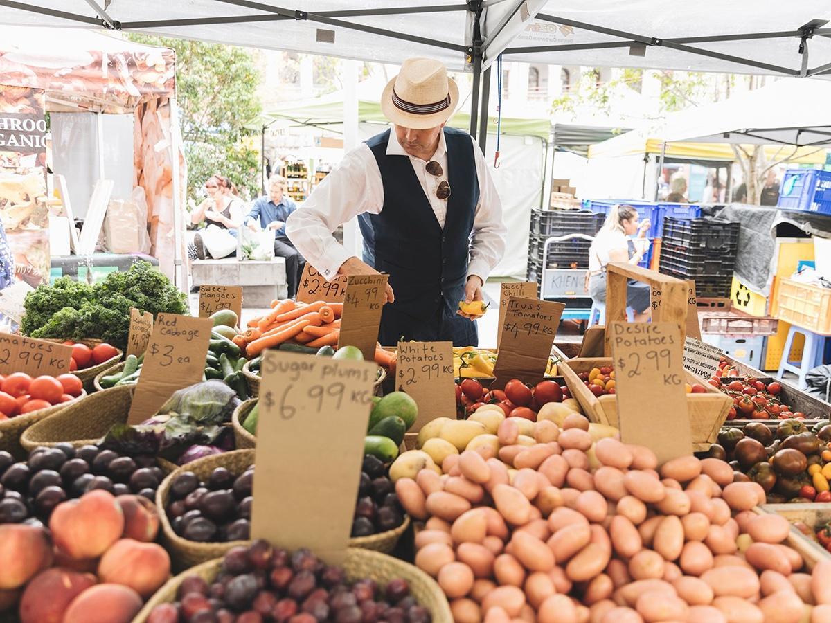 brisbane city markets showcase