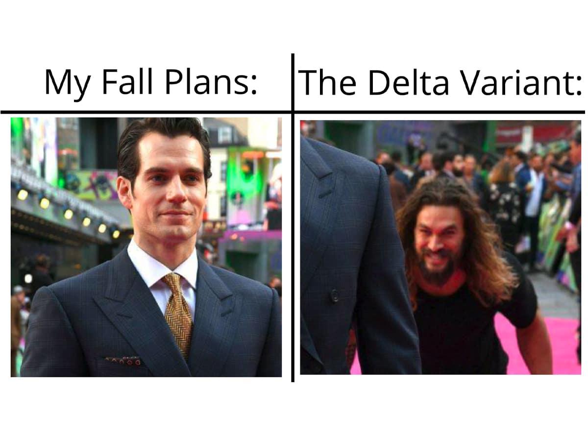 22 fall plans delta variant