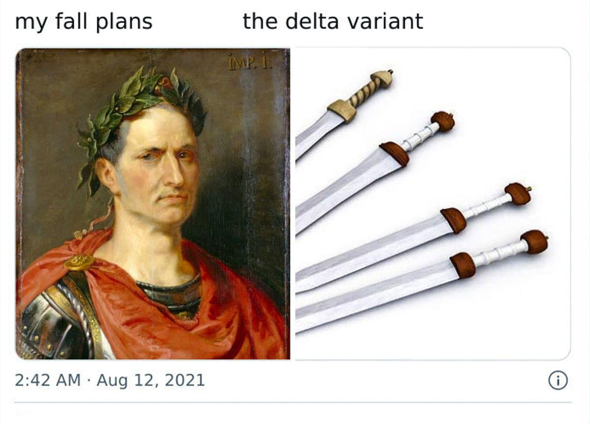 23 fall plans delta variant